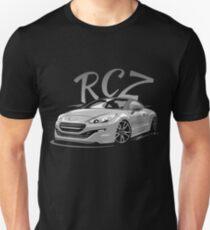 RCZ & quot; Low Style & quot; Unisex T-Shirt