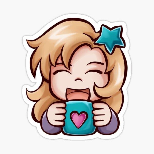 Ria Cup Sticker