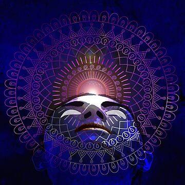 Mandala Space by Chavs88
