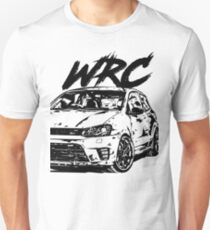 Polo 6R WRC & quot; Dirty Style & quot; T-shirt unisexe