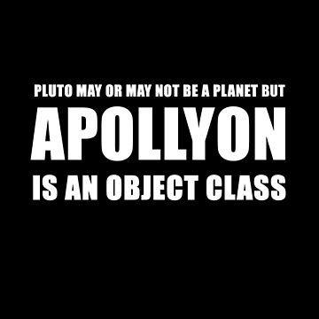 APOLLYON is an object class by SCPillustrated
