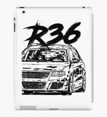 "Passat B6 R36 ""Dirty Style"" iPad Case/Skin"