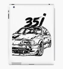 Passat B3 35i & quot; Dirty Style & quot; iPad Case/Skin