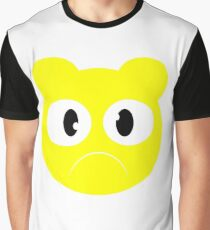 SAD FACE - Emotion Series Graphic T-Shirt