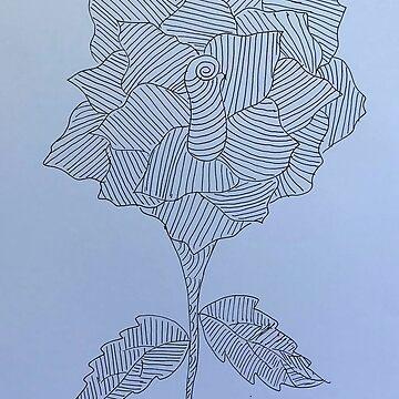 Rose by ranjaniart