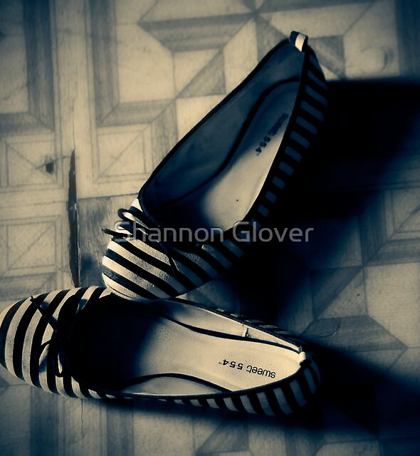 Shoes 2 by Shannon Holm