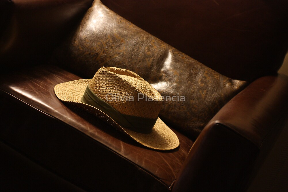 Hang Your Hat by Olivia Plasencia