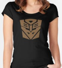 Ancient Transformer Women's Fitted Scoop T-Shirt