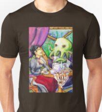 Taking Tea with Cthulu T-Shirt