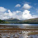 Low Tide on Loch Fyne by Kasia-D