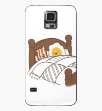 Breakfast In Bed Case/Skin for Samsung Galaxy
