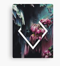 DARK ORCHID 1 Canvas Print