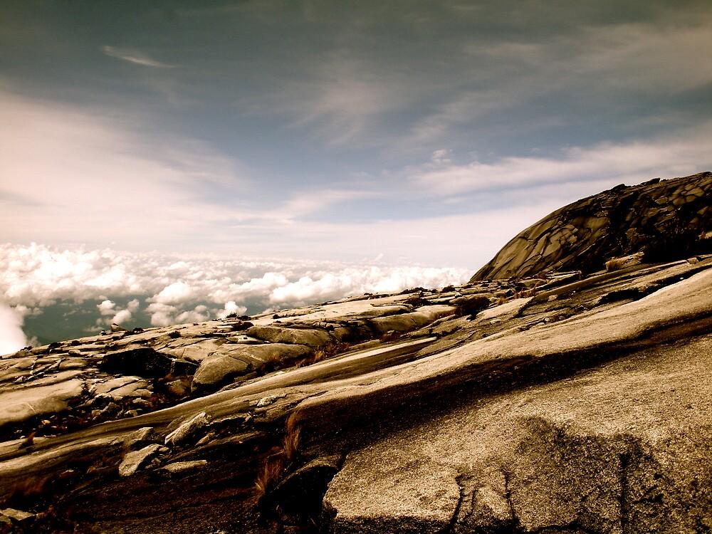 An Unforeseen Horizon - Mount Kinabalu, Sabah, Malaysia by Nicole Cultraro