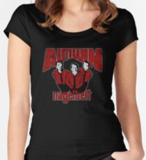 Autobahn Fitted Scoop T-Shirt