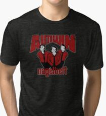 Camiseta de tejido mixto Autobahn