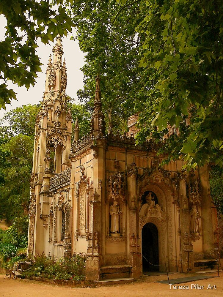 the little chapel... by terezadelpilar ~ art & architecture