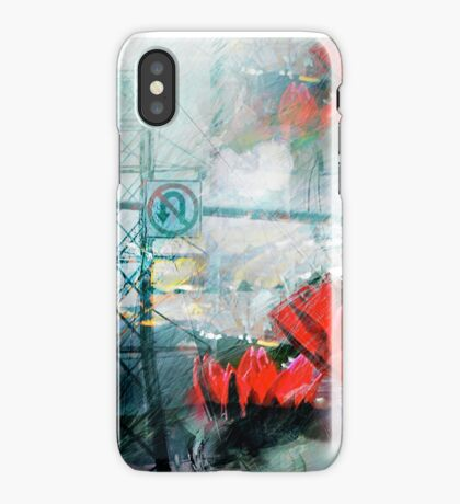 Buddah at the UTurn iPhone Case