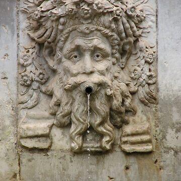 Granada, Spain - big mouth by petrolblue