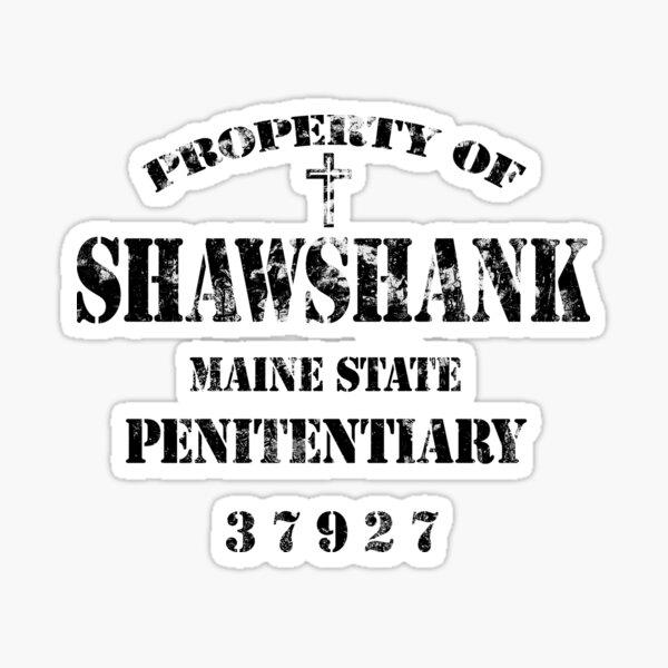 Shawshank Prison Sticker