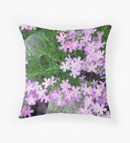 Pretty Ladies of the Garden Throw Pillow