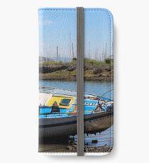 Bo's stuck boat iPhone Wallet/Case/Skin