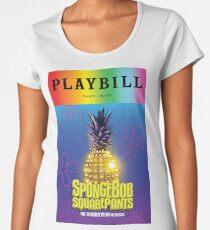 SpongeBob the Musical  Women's Premium T-Shirt