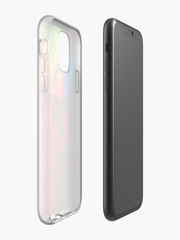 Coque iPhone « Peur », par JLHDesign