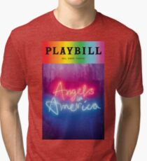 Angels In America Pride Tri-blend T-Shirt