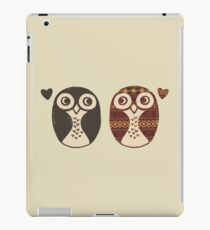 Opposites Attract  iPad Case/Skin