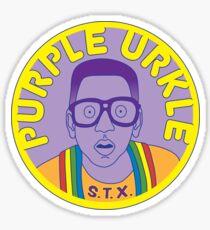 Purple Urkle Sticker