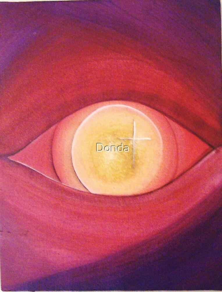 The Eye of God by Donda