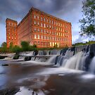Anchor Mill by sandgrouse