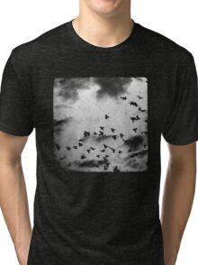Doomsday (for black) Tri-blend T-Shirt
