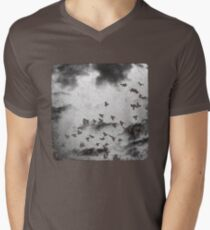 Doomsday (for black) Mens V-Neck T-Shirt