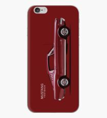 Mustang Fastback iPhone Case
