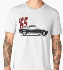 Mustang Fastback Men's Premium T-Shirt