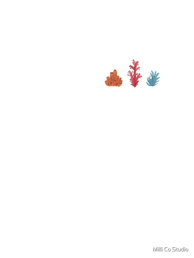 Koralle von quirkyandkind