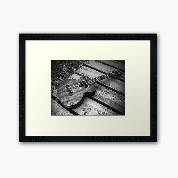 3rd Love Framed Art Print