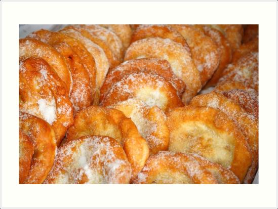 Azores islands pastry by Gaspar Avila