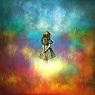 «Wonderland Time - Alicia en el país de las maravillas» de maryedenoa