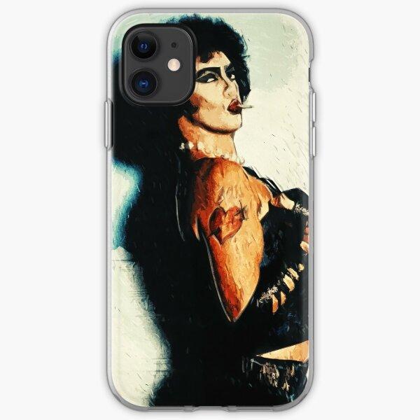 Dr Frank N Furter iPhone Soft Case