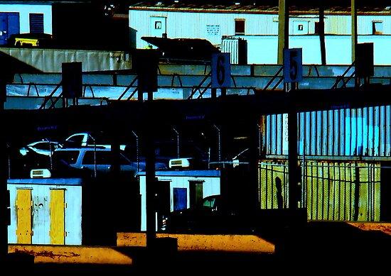 Urban Shadow.  by Isa Rodriguez