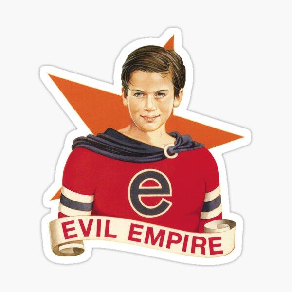evil empire² Sticker
