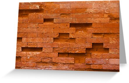 Tetris on the wall by Patrick Brosset