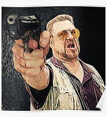 Walter Sobchak Poster