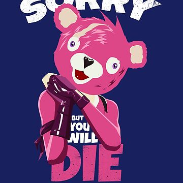 SORRY but you will die by PanosStamo