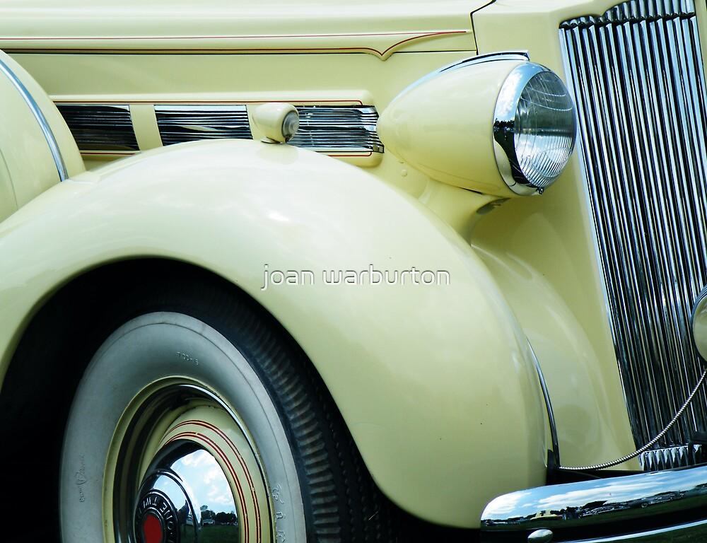 Packard by joan warburton