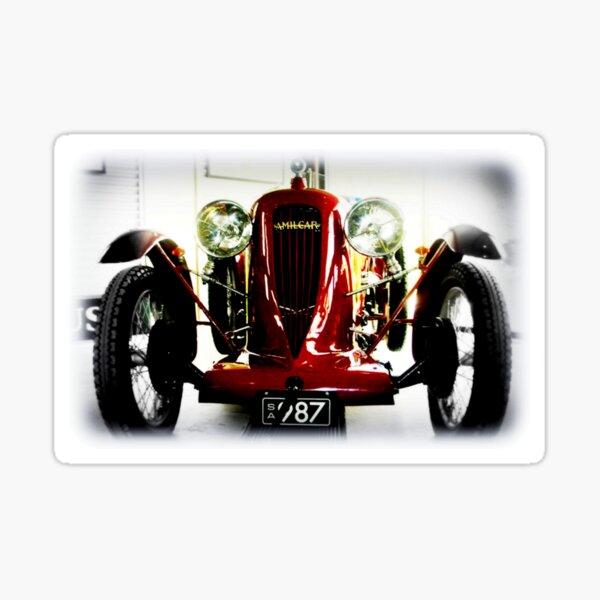 1926 CGSS Amilcar Sports Car Sticker