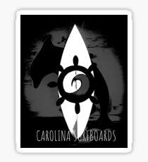 Carolina Surfboards  Sticker