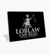 Bob Loblaw Law Blog Laptop Skin